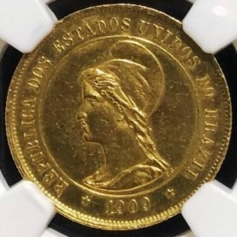 Catálogo Vieira Nº 713 10.000 Réis 1909 - Numismática Vieira