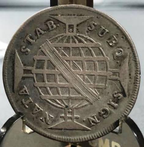 Catálogo Vieira Nº 245 320 Réis 1793 - Numismática Vieira