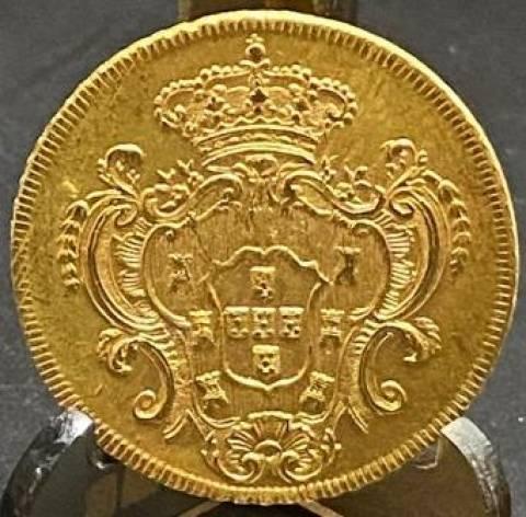 Catálogo Vieira Nº 429 - 6.400 Réis 1778R - Numismática Vieira