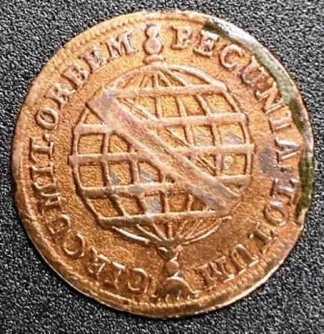Catálogo Vieira Nº 334 - X Réis 1786 - Numismática Vieira