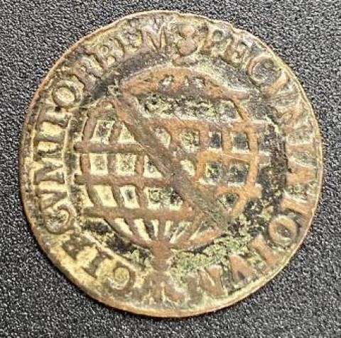 Catálogo Vieira Nº 194 - V Réis 1768 - Numismática Vieira