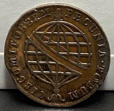 Catálogo Vieira Nº 353 - XL Réis 1799 - Numismática Vieira