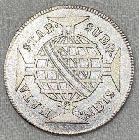 Catálogo Vieira N 213 160 Réis 1783 - Numismática Vieira