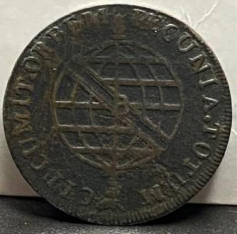 Catálogo Vieira Nº 423 - XLRéis 1816B - Numismática Vieira