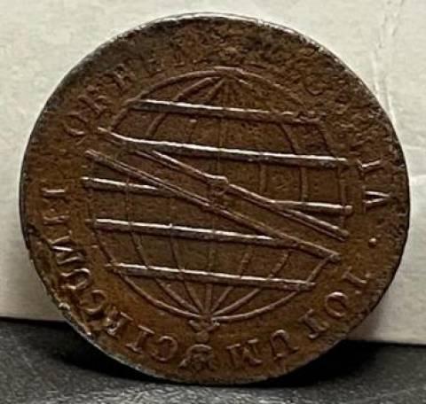 Catálogo Vieira Nº 426 - XX Réis 1815B - Numismática Vieira