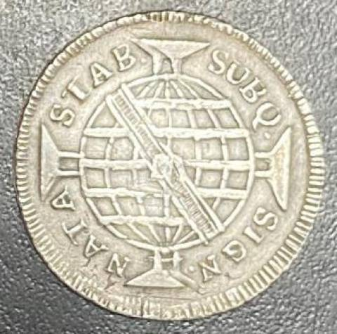 Catálogo vieira Nº 336 - 320 Réis 1812M