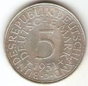Alemanha - Catálogo World Coins - KR. Nº 112.1
