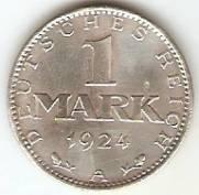 Alemanha - Catálogo World Coins - KR. Nº 42