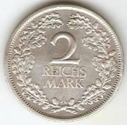 Alemanha - Catálogo World Coins - KR. Nº 45