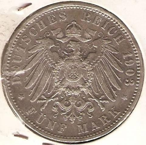 Alemanha - Baden Catálogo World Coins - KR. Nº 274 - Numismática Vieira