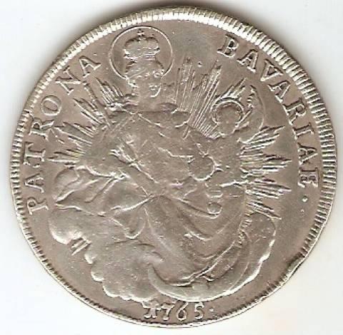 Alemanha - Bavaria Catálogo World Coins - KR. Nº 519.1 - Numismática Vieira