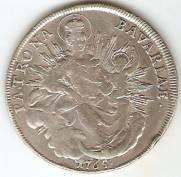 Alemanha - Bavaria Catálogo World Coins - KR. Nº 519.1
