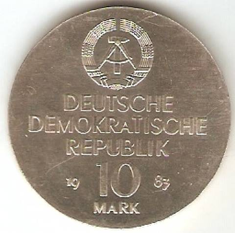 Alemanha Democratica - Catálogo World Coins - KR. Nº 92 - Numismática Vieira