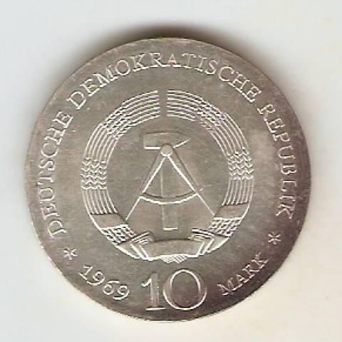 Alemanha Democratica - Catálogo World Coins - KR. Nº 25 - Numismática Vieira