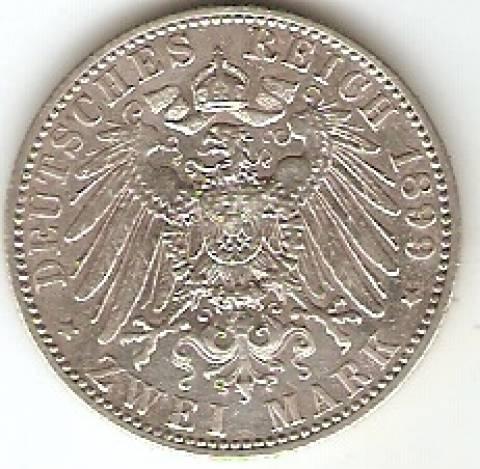 Alemanha Prussia - Catálogo World Coins - KR. Nº 522 - Numismática Vieira