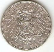 Alemanha Prussia - Catálogo World Coins - KR. Nº 522