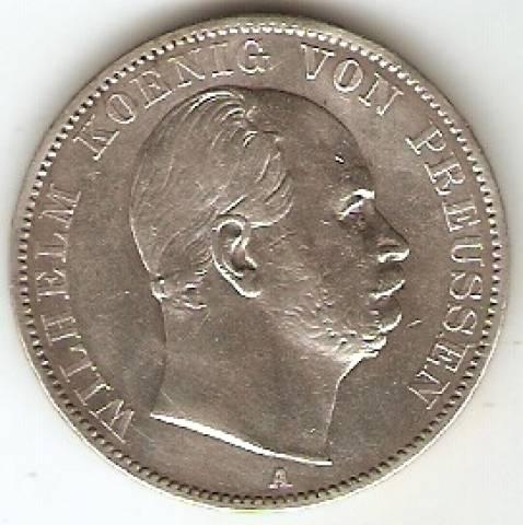 Alemanha Prussia - Catálogo World Coins - KR. Nº 494 - Numismática Vieira
