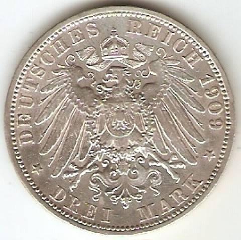 Alemanha Prussia - Catálogo World Coins - KR. Nº 527 - Numismática Vieira