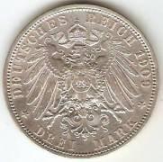 Alemanha Prussia - Catálogo World Coins - KR. Nº 527