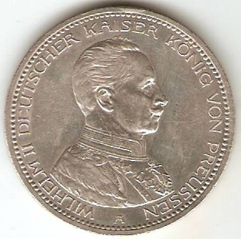 Alemanha Prussia - Catálogo World Coins - KR. Nº 536 - Numismática Vieira