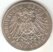 Alemanha Prussia - Catálogo World Coins - KR. Nº 536