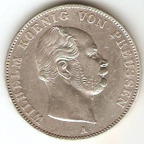 Alemanha Prussia - Catálogo World Coins - KR. Nº  489 - Numismática Vieira
