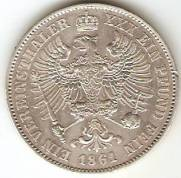 Alemanha Prussia - Catálogo World Coins - KR. Nº  489