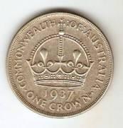 Australia - Catálogo World Coins - KR. Nº 34