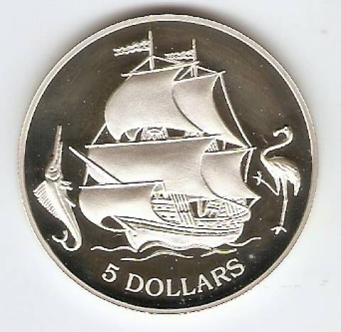 Bahamas - Catálogo World Coins - KR. Nº 170 - Numismática Vieira