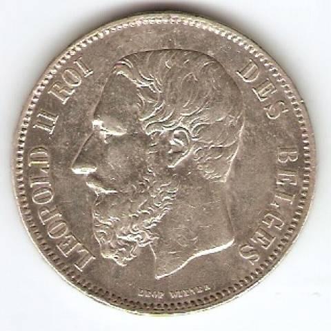 Belgica - Catálogo World Coins - KR. Nº 24 - Numismática Vieira
