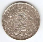 Belgica - Catálogo World Coins - KR. Nº 24