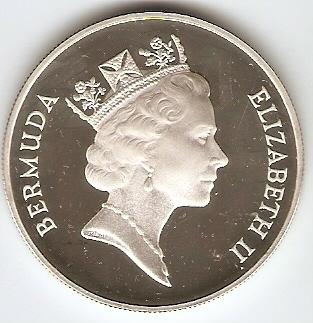 Bermuda - Catálogo World Coins - KR. Nº 85 - Numismática Vieira