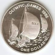 Bermuda - Catálogo World Coins - KR. Nº 85