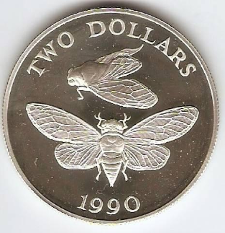 Bermuda - Catálogo World Coins - KR. Nº 64 - Numismática Vieira