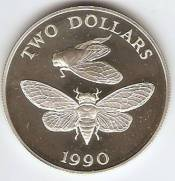 Bermuda - Catálogo World Coins - KR. Nº 64