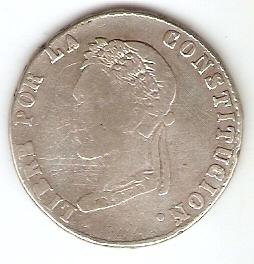 Bolivia - Catálogo World Coins - KR. Nº 125 - Numismática Vieira