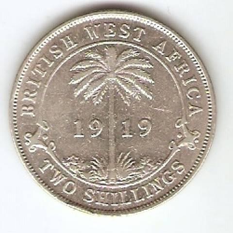 Brit. West  Africa - Catálogo World Coins - KR. Nº 13 - Numismática Vieira