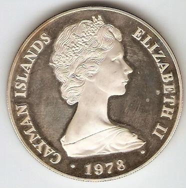 Cayman Islands - Catálogo World Coins - KR. Nº 36 - Numismática Vieira