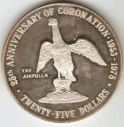 Cayman Islands - Catálogo World Coins - KR. Nº 36