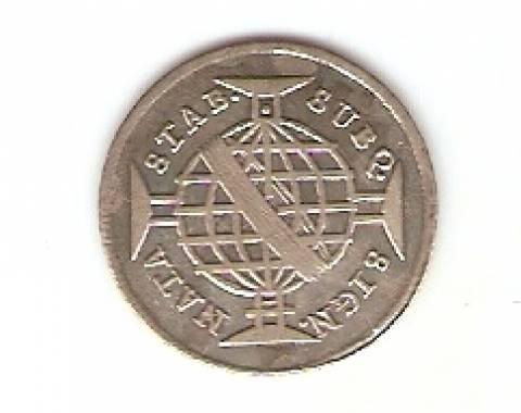 Catálogo Vieira Nº 220 - 80 Réis - Numismática Vieira