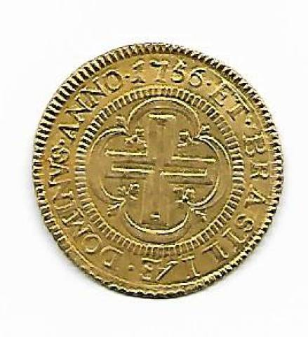 Catálogo Vieira Nº 400 - 4.000 Réis (Ouro) - Numismática Vieira