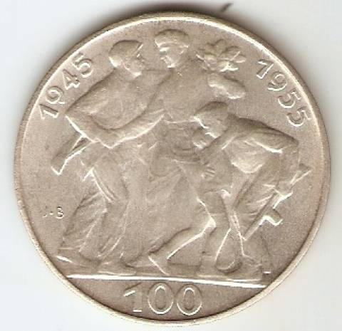 Czecoslavakia - Catálogo World Coins - KR. Nº 45 - Numismática Vieira