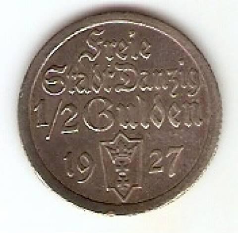 Danzig - Catálogo World Coins - KR. Nº 144 - Numismática Vieira