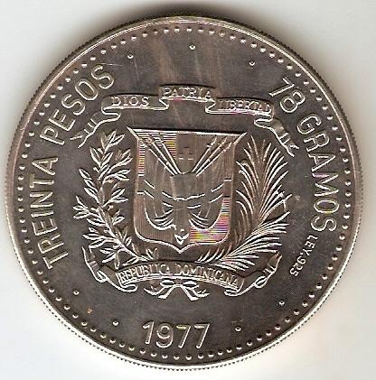 Dominicana Republic - Catálogo World Coins - KR. Nº 46 - Numismática Vieira