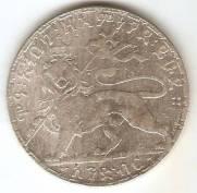 Etiopia - Catálogo World Coins - KR. Nº 19
