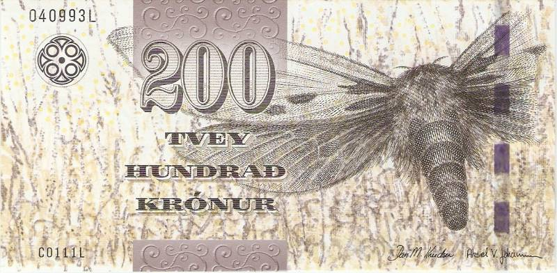 Faeroe Islands - Catálogo World Paper Money - Pick Nº 26 - Numismática Vieira