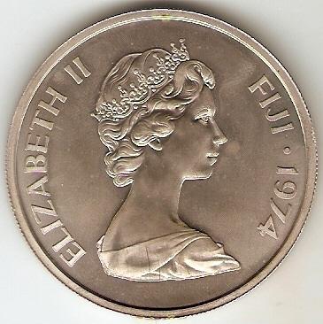 Fiji - Catálogo World Coins - KR. Nº 34 - Numismática Vieira