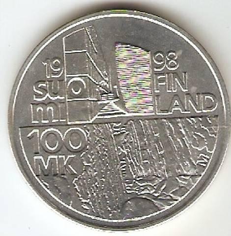 Finlandia - Catálogo World Coins - KR. Nº 87 - Numismática Vieira