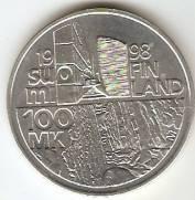 Finlandia - Catálogo World Coins - KR. Nº 87