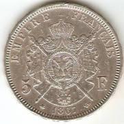 França - Catálogo World Coins - KR. Nº 799.1
